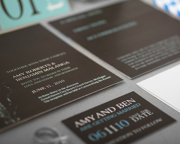 Print Design - Malanga Wedding Suite