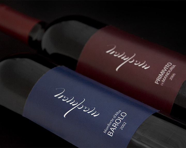 Package Design - MadMan Wine Labels