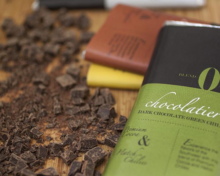 Package Design - Chocolatier